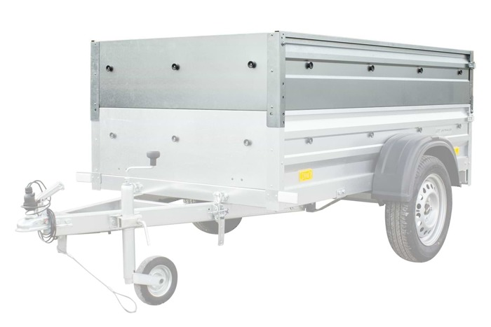 Ekstrakarmer for Garden Trailer 200